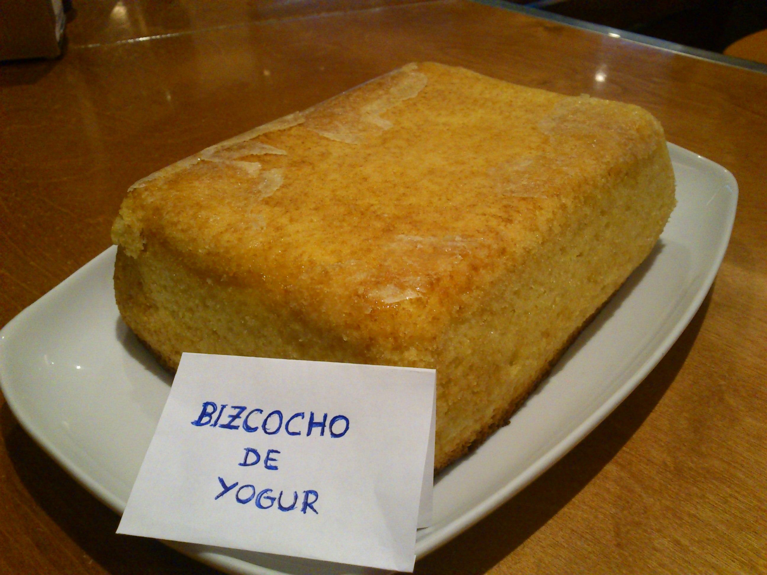 foto de bizcocho: